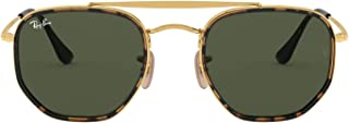 Ray-Ban Men's Sunglasses Marshal II, Gold/Green