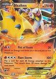 Pokemon Blaziken EX Card (#XY-54) Rare/Holo-Foil Promo