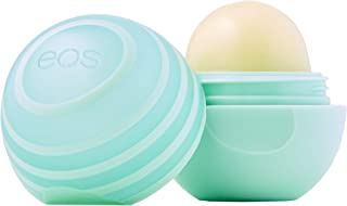 bálsamo labial eos Shea + SPF Sphere - Aloe | SPF 30 y resistente al agua | Hidrata y sella profundamente en humedad | Ingredientes de origen sostenible | 0.25 oz