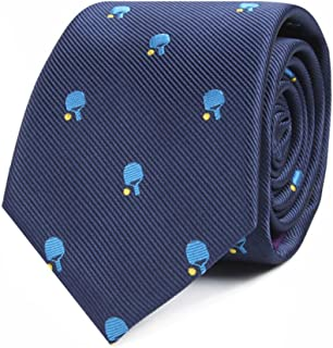 Sports & Speciality Ties   Neckties for Men   Woven Skinny Neck Ties   Present for Work Colleague   Bday Gift for Guys