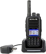 Retevis RT51 4G Network Walkie Talkie Radios LTE GPS 4200mAh Battery Smart Walkie Talkie Wireless(Black, 1 Pack)