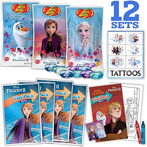 Disney Frozen II Party Favors - 12 Disney