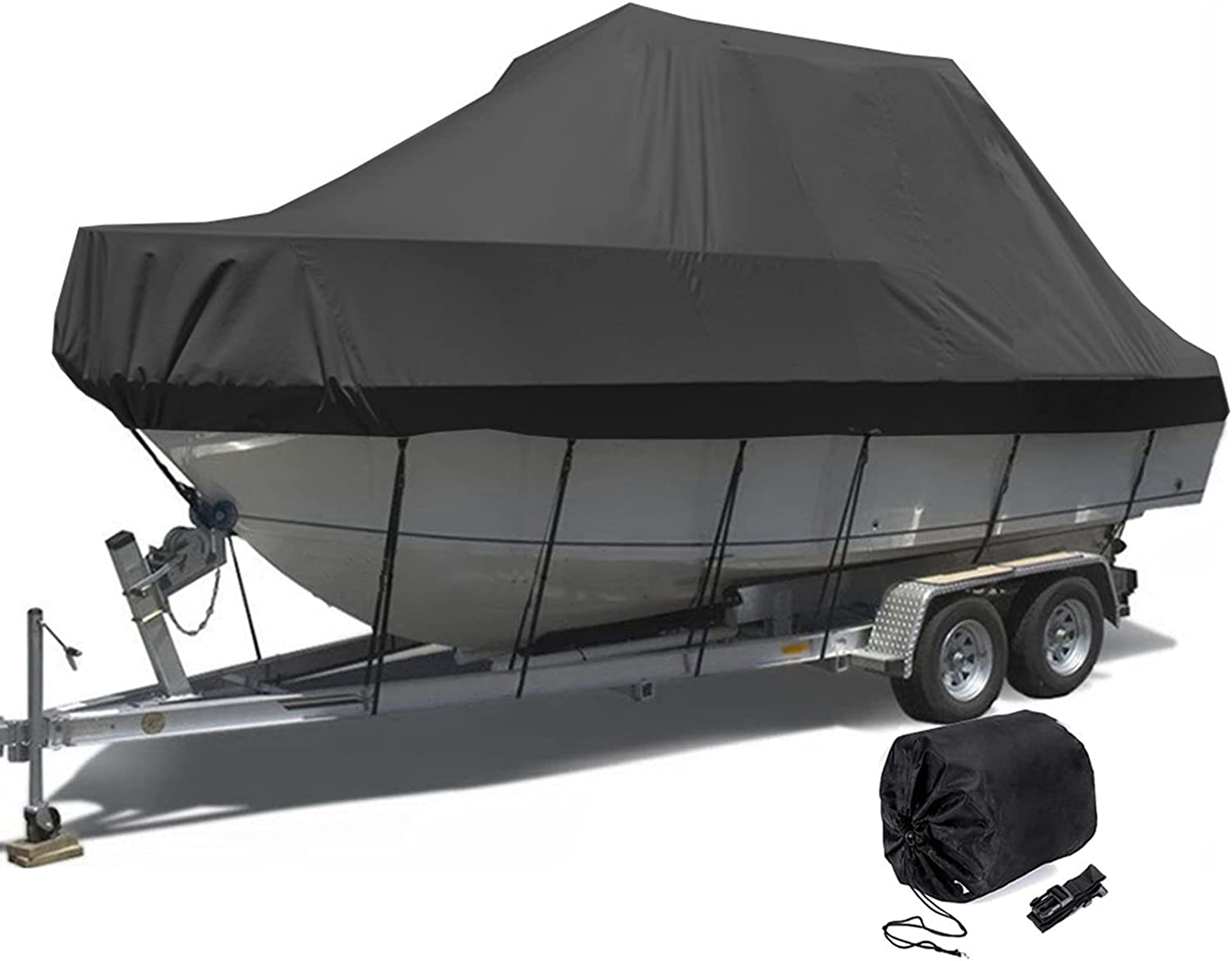 RTMXkk Trailerable Jumbo Boat Protective Manufacturer direct delivery Oxford Fabr Ranking TOP10 210D Cover