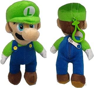 AI Luigi Plush Keychain - Super Mario Character 7