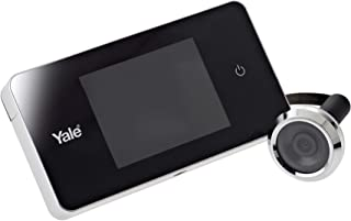 comprar comparacion Yale 45-0500-1432-00-60-1 Mirilla digital, plata