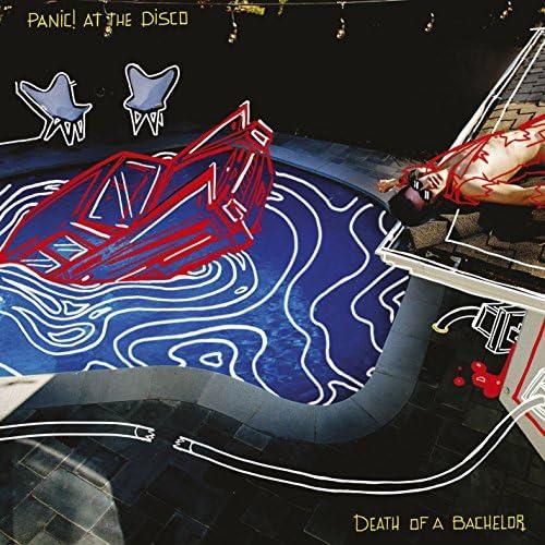 Death Of A Bachelor Vinyl w Digital Download product image
