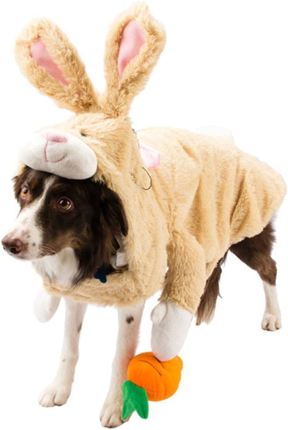 Bunny  Dress Up Dog Costume (XSmall) by TOP PAW