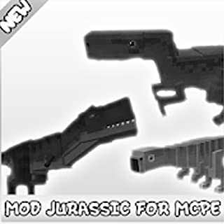 Jurassic Craft mod