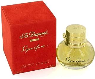 Signature by S.T. Dupont for Women 3.3 oz Eau de Parfum Spray