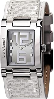 Bruno Banani Women's Watch Leather Strap BR25949