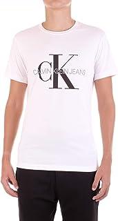Calvin Klein Mens Seasonal Monogram M Te T-Shirt