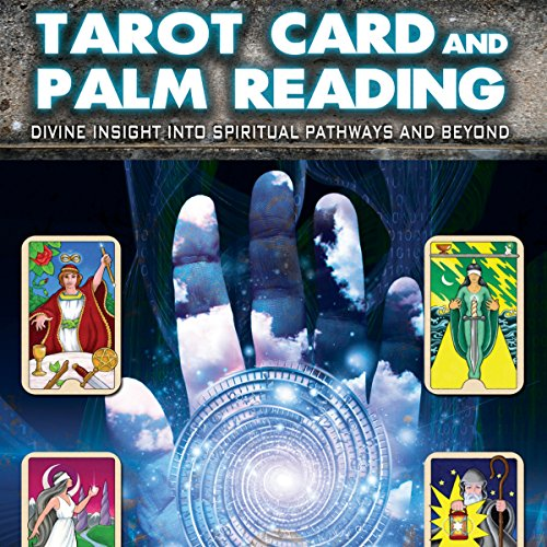 Tarot Card and Palm Reading  audiobook cover art