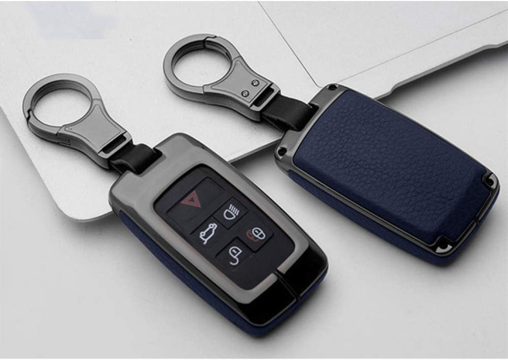 Car Key Shell Metal Case for Popular brand Max 85% OFF in the world Land Holder Cover Keychain