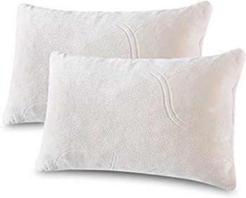 2 Pack Relax Shredded Memory Foam Pillow