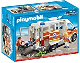 Playmobil - A1401867 - Ambulance Et Secouriste