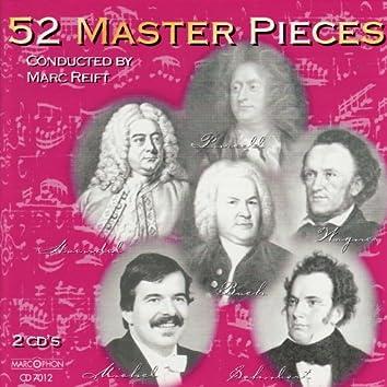 52 Masterpieces