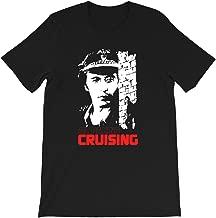 Cruising Photographic Al Pacino Film Gay Vintage Hollywood Portrait Movie Funny Gift for Men Women Girls Unisex T-Shirt