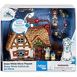 Disney Snow White Micro Playset, Disney Animators' Collection Littles