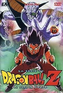 Dragon Ball Z - La Saga Di Freezer #10 (Eps 37-40) [Import italien]