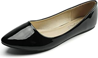SANDALUP Classic Casual Pointed Toe Flats Flat Shoes Women