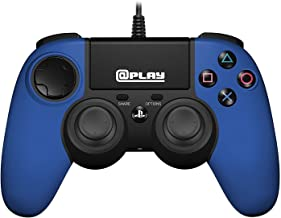 At Play Wired Compact Controller - Color Blue