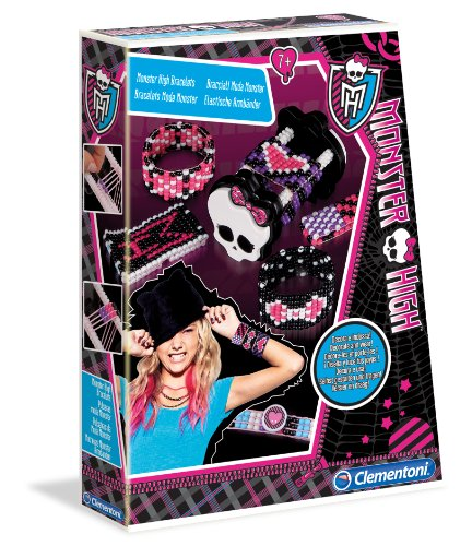 Clementoni - Pulsera de Juguete Monster High (15910)