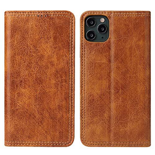 Jacquelyn Compatible con la Funda para iPhone 12 Pro MAX, Funda con Tapa magnética de Cuero PU de Primera Calidad con Soporte y Ranuras para Tarjetas aptas para iPhone 12 Pro MAX 6.7 Inch