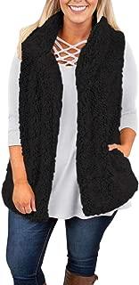 Best ladies black faux fur coat Reviews