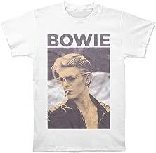 Bravado David Bowie Men's Smoking T-Shirt