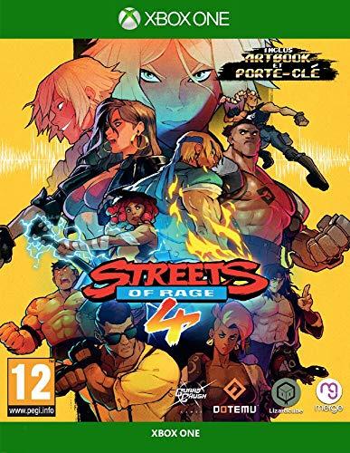 Streets of Rage 4 - Xbox One [Importación francesa]
