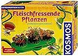 KOSMOS 631611 - Fleischfressende Pflanzen, Insektenfresser selbst anpflanzen, Komplett-Set...