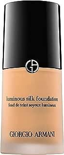 GIORGIO ARMANI Luminous Silk Foundation 5.75-30ml/1oz.