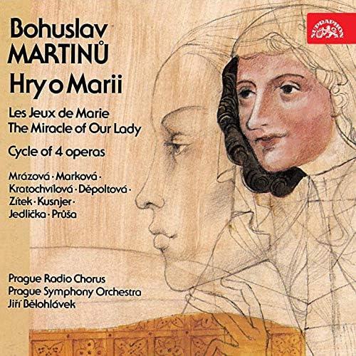 Dalibor Jedlička, Karel Průša, Eva Děpoltová, Otakar Brousek, Jiří Bělohlávek, Milan Malý, Prague Symphony Orchestra