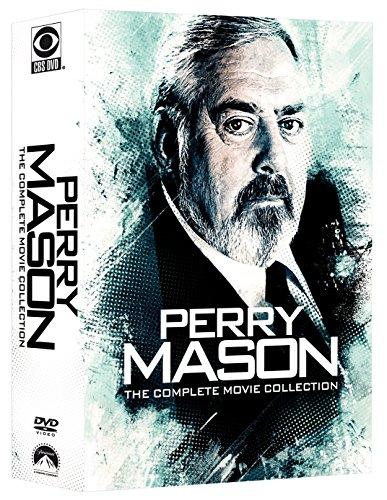 Perry Mason: The Complete Movie Collection (15 Dvd) [Edizione: Stati Uniti]