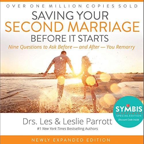 Saving Your Second Marriage Before It Starts audiobook cover art
