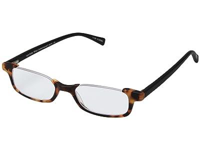 eyebobs What Inheritance (Torte/Black) Reading Glasses Sunglasses
