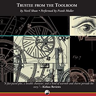 Trustee from the Toolroom audiobook cover art