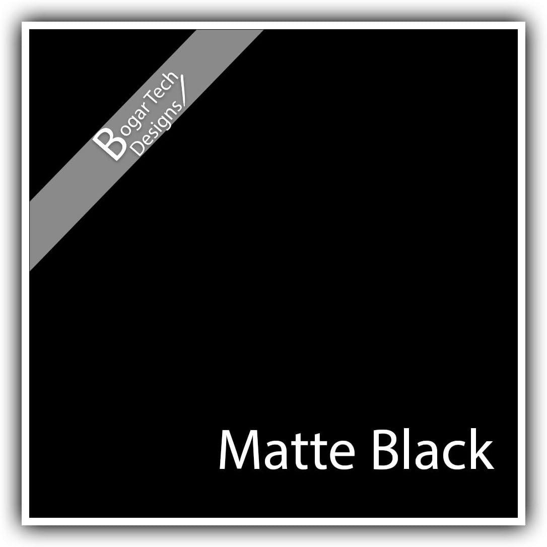 Bogar Tech Designs Vorgeschnittener Emblem Bowties Aufkleber Für Vorder Und Rückseite Vinyl Kompatibel Mit Chevy Silverado 2016 2018 Matt Schwarz Decal Silveradobowtie1618 Matte Black Auto