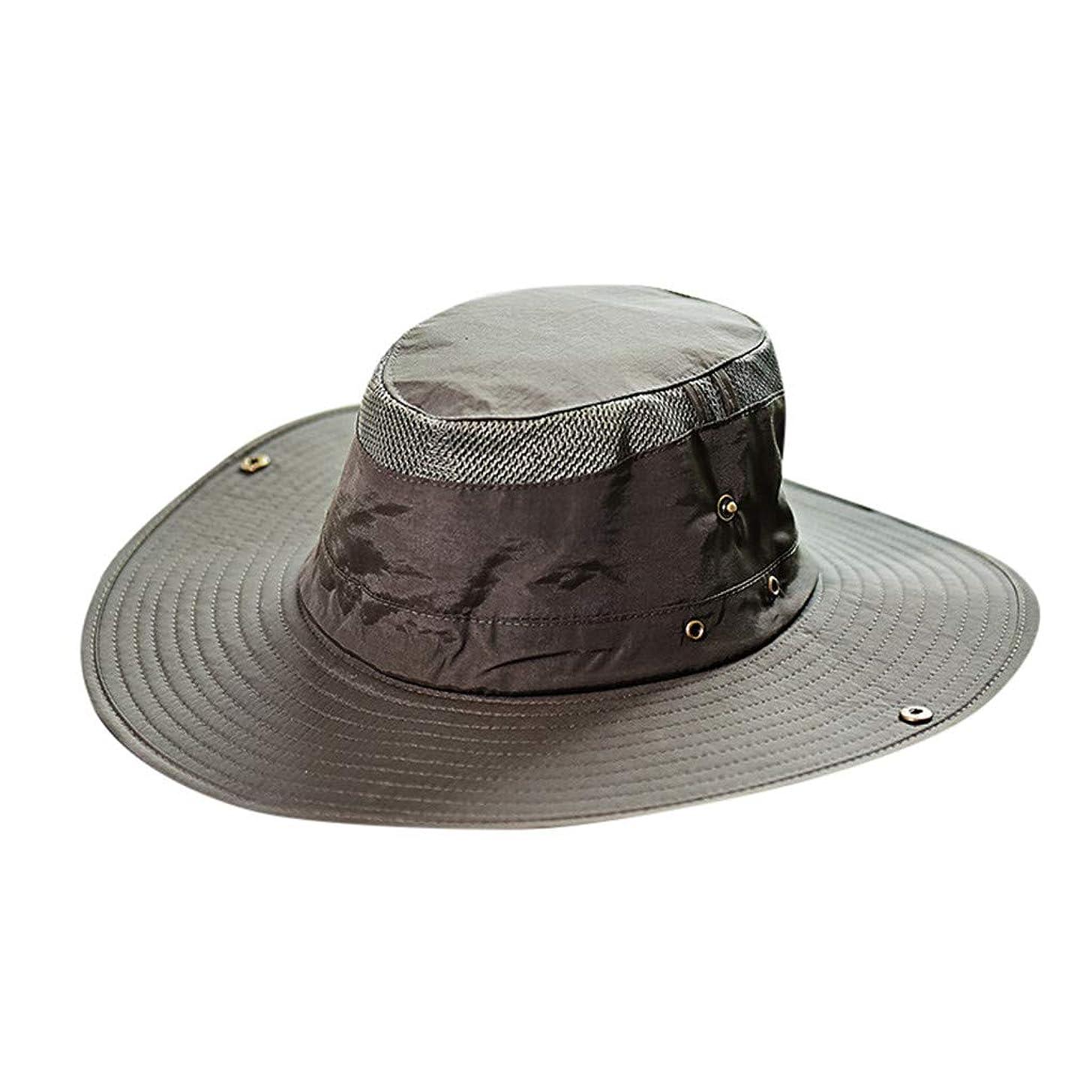 Sagton Sun Hat for Women Summer Bucket Hat Drying Mesh Fishing Cap