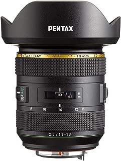 ペンタックス 大口径超広角高性能ズームレンズ HD PENTAX-DA*11-18mmF2.8 ED DC AW W/C Kマウント 21230