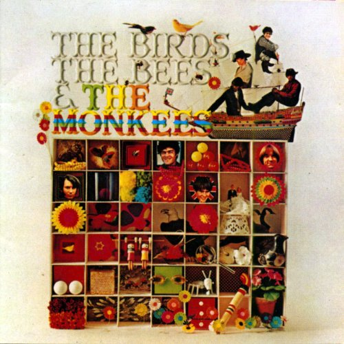Original Album Series : The Monkees / More of the Monkees / Headquarters / Pisces Aquarius Capricorn & Jones Ltd / The Birds the Bees & the Monkees (Coffret 5 CD)