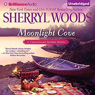 Moonlight Cove     A Chesapeake Shores Novel, Book 6              By:                                                                                                                                 Sherryl Woods                               Narrated by:                                                                                                                                 Christina Traister                      Length: 10 hrs and 9 mins     265 ratings     Overall 4.5