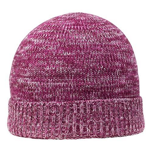 GIESSWEIN Merino Mütze Fatlarspitze - Umschlagmütze aus Merino-Wolle | Warme Strickmütze mit Fleece Innen-Futter | gefütterte Beanie für Damen & Herren