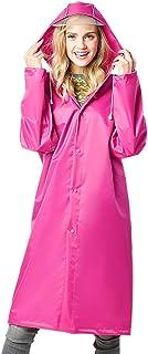 レインコート レインコートポンチョポーチャーポータブル救急防水アウトドアオンフットツーリズムフェスティバルテーマパーティー快適で通気性のある大人用バックパックラージサイズロングセクション透明な帽子ファッション