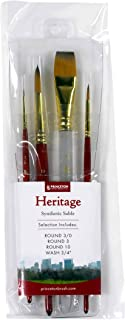 Best princeton series 4050 heritage synthetic sable Reviews