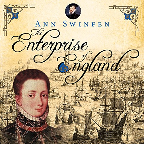 The Enterprise of England audiobook cover art