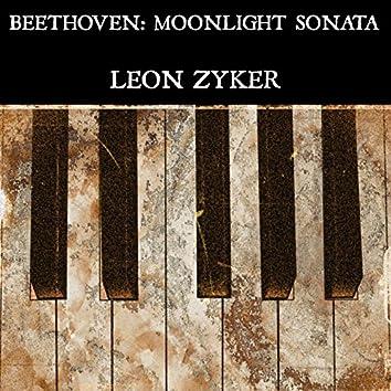"Beethoven: Piano Sonata No. 14 in C-Sharp Minor, Op. 27, No. 2 ""Moonlight"""