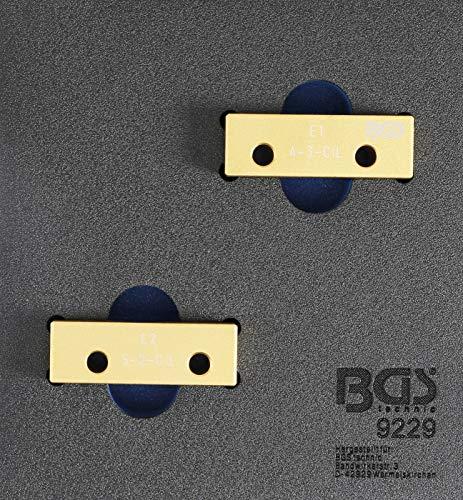 BGS 9229 | Jeu d'outils de verrouillage d'arbre à came | pour Lancia 2.4 20V