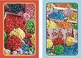 Springbok Technicolor Treats Bridge Playing Cards Jumbo Index Playing Cards