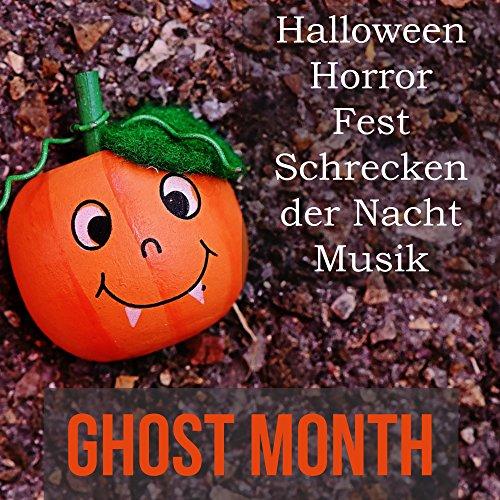 Ghost Month - Halloween Horror Fest Schrecken der Nacht Musik mit Instrumental Natur Umgebungs Geräusche